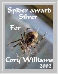 Spider Award - Silver