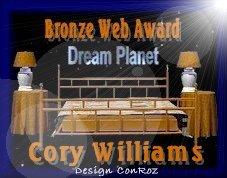 Dream Planet - Bronze Web Award